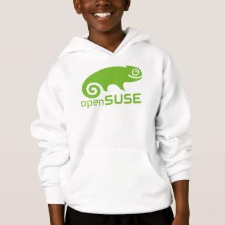 openSuzie Linux Logo Hoodie