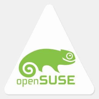 openSuzie Linux Logo Stickers