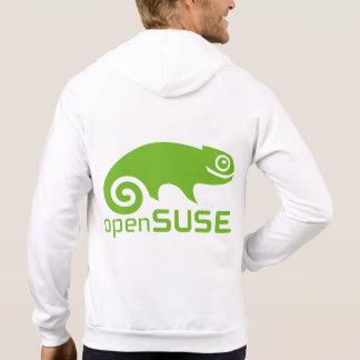 openSuzie Linux Logo Hooded Sweatshirts
