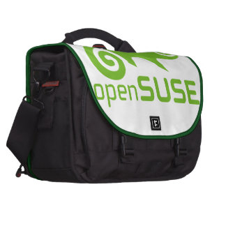openSuzie Logo Laptop Bag