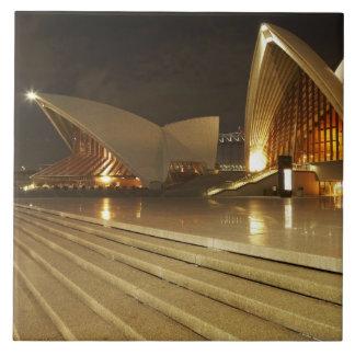 Ópera 2 de Australia, Nuevo Gales del Sur, Sydney, Azulejo Cuadrado Grande