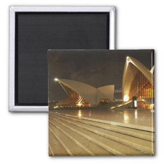 Ópera 2 de Australia, Nuevo Gales del Sur, Sydney, Imán Cuadrado