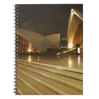 Ópera 2 de Australia, Nuevo Gales del Sur, Sydney, Notebook