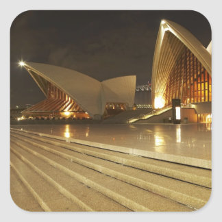 Ópera 2 de Australia, Nuevo Gales del Sur, Sydney, Pegatina Cuadrada