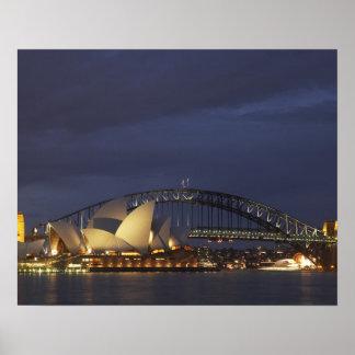 Ópera 3 de Australia Nuevo Gales del Sur Sydney Impresiones