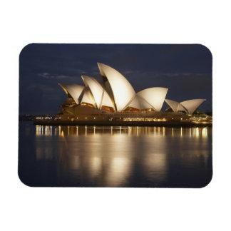 Ópera 4 de Australia, Nuevo Gales del Sur, Sydney, Imanes