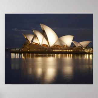Ópera 4 de Australia, Nuevo Gales del Sur, Sydney, Póster