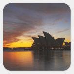 Ópera 5 de Australia, Nuevo Gales del Sur, Sydney, Pegatina Cuadrada