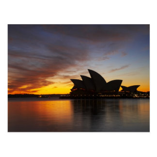Ópera 5 de Australia, Nuevo Gales del Sur, Sydney, Tarjeta Postal