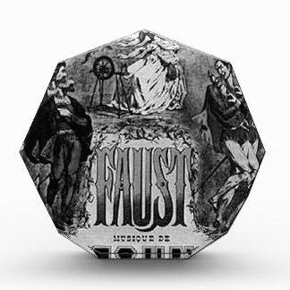 opera art acrylic award