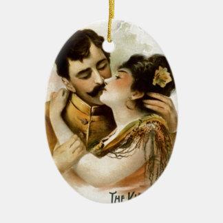 opera art ceramic ornament