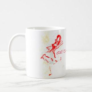 Opera Comique: Primadonna Mugs: Ah, Carmen! Coffee Mug