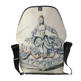 Opera Costume, from the Menus Plaisirs Collection, Messenger Bag