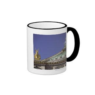 Opera de Paris Garnier in Paris, France Ringer Mug