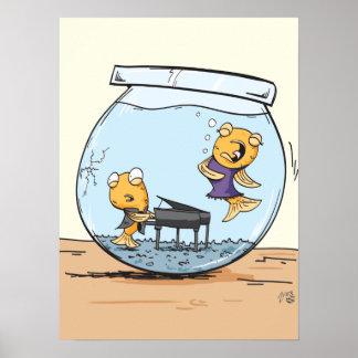 Ópera del Goldfish Impresiones