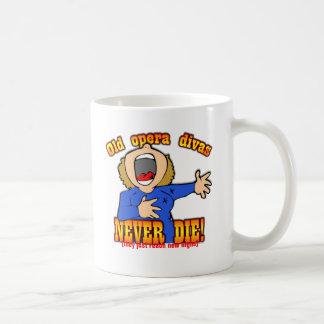 Opera Divas Coffee Mug