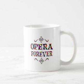 Opera Forever Coffee Mug