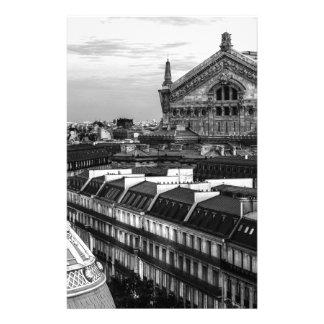 Opera Garnier, Paris, France Stationery
