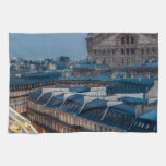 Opera garnier, Paris Kitchen Towels