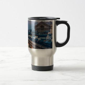 Opera garnier, Paris Travel Mug