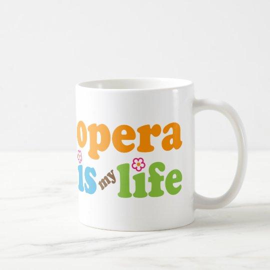 Opera Gift Girls Coffee Mug