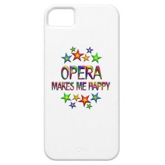 Opera Happy iPhone SE/5/5s Case
