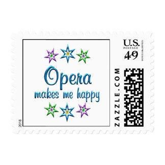 Opera Happy Postage