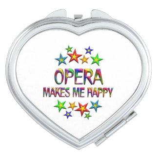 Opera Happy Vanity Mirror