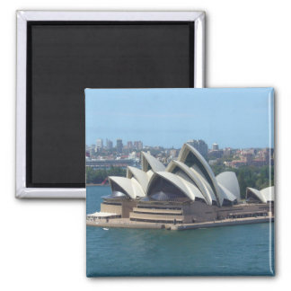 opera house 2 inch square magnet