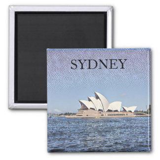 opera house art magnet