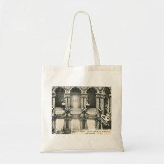 Opera House, Paris, France Vintage Tote Bag
