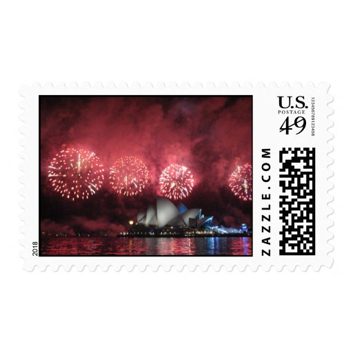 Opera house postage