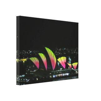 opera house vivid canvas