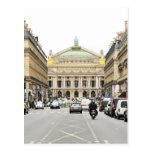 Opera in Paris, France Postcards