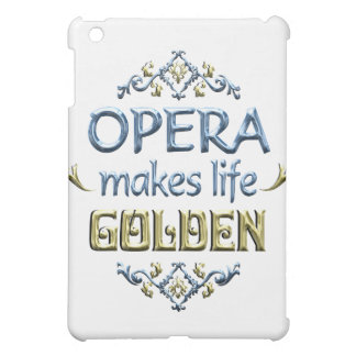 OPERA is Golden Case For The iPad Mini