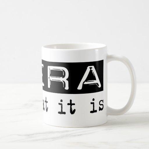 Opera It Is Classic White Coffee Mug