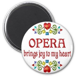 Opera Joy Magnets