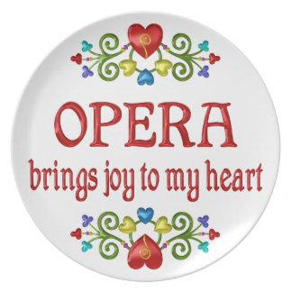 Opera Joy Dinner Plates
