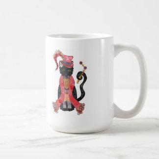 Opera Kitty Mug
