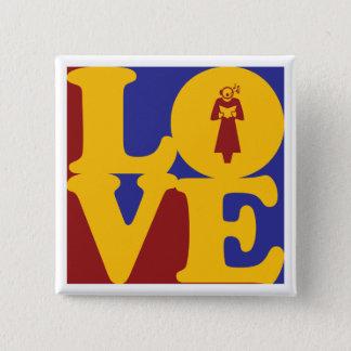 Opera Love Pinback Button