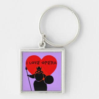 Ópera Lover_ Llaveros Personalizados