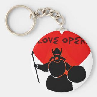 Ópera Lover_ Llavero