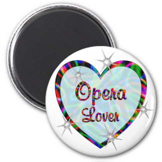 Opera Lover Magnet