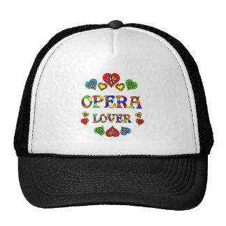 Opera Lover Trucker Hat