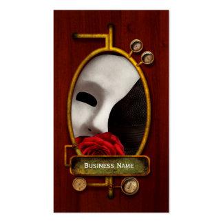 Ópera - misterio y la ópera tarjetas de visita