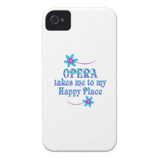Opera My Happy Place Case-Mate iPhone 4 Case