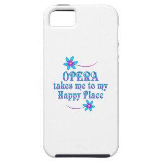 Opera My Happy Place iPhone SE/5/5s Case