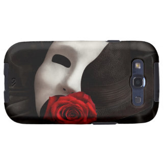 Opera - Mystery and The opera Samsung Galaxy S3 Cases