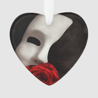 Opera - Mystery and The opera Ornament