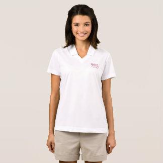Opera Naples Logo Womens Polo Shirt